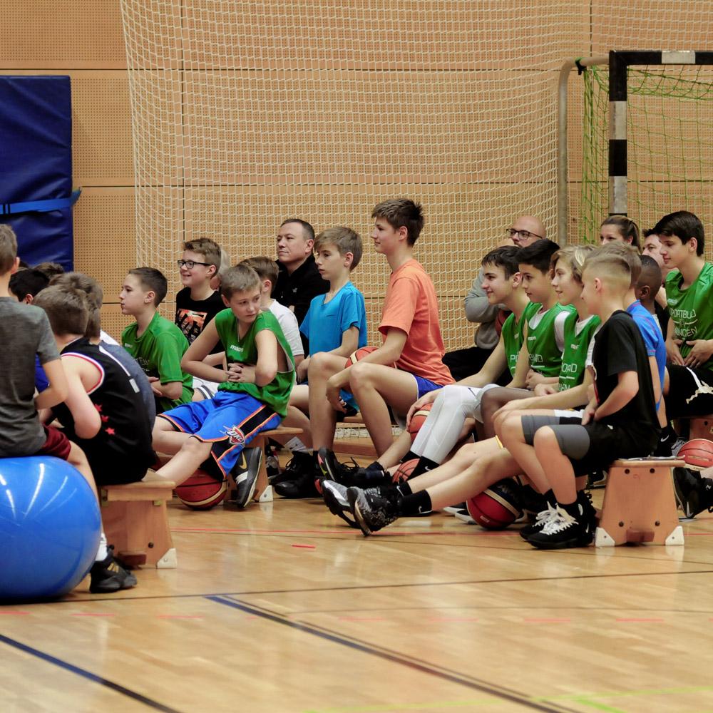 Mental Training – Impuls-Vortrag beim Basketball & Mind Camp 2020 des DJK Sportbund München