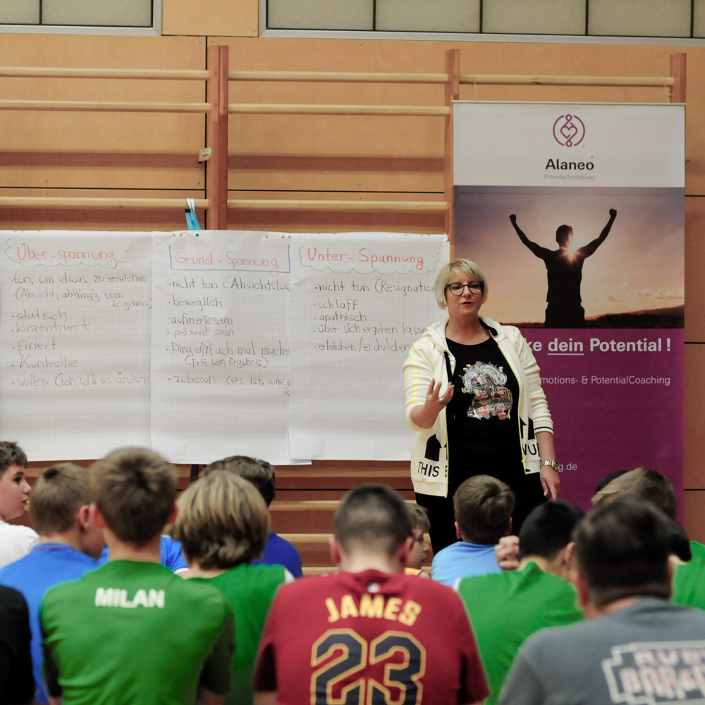 Mental-Training im Basketball & Mind Camp 2020 des DJK Sportbund München