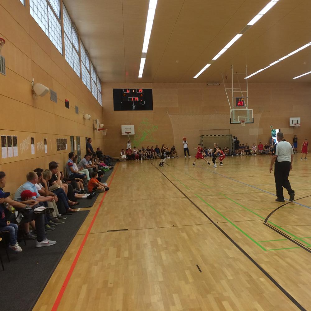 Qualifikationsturnier beim DJK Sportbund München
