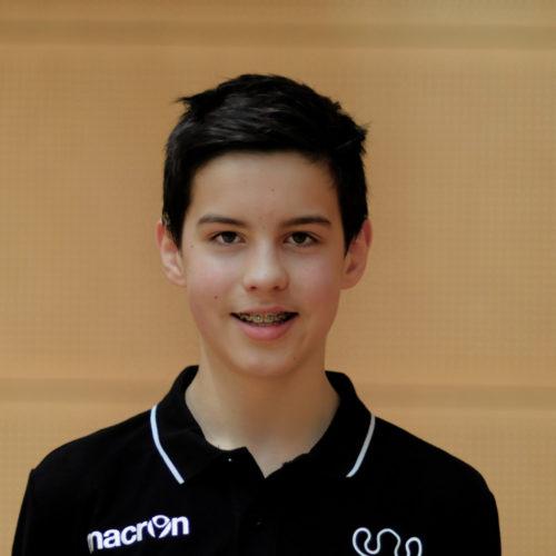 Arda – Coach der U8 des DJK Sportbund München Basketball