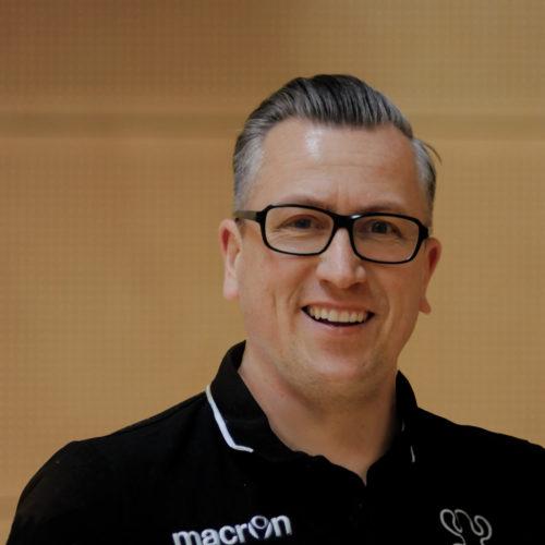 Markus – Coach beim DJK Sportbund München Basketball