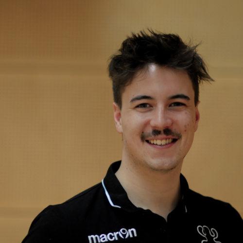 Matthias – Coach der U14 des DJK Sportbund München Basketball