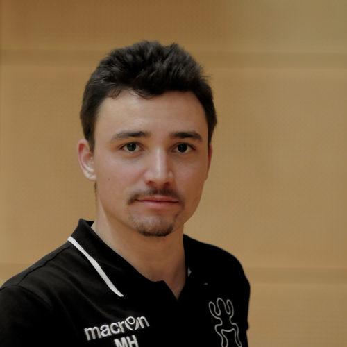 Mio – Coach beim DJK Sportbund München Basketball