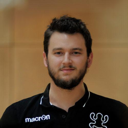Philipp – Coach der 1. und 2. Herren des DJK Sportbund München Basketball