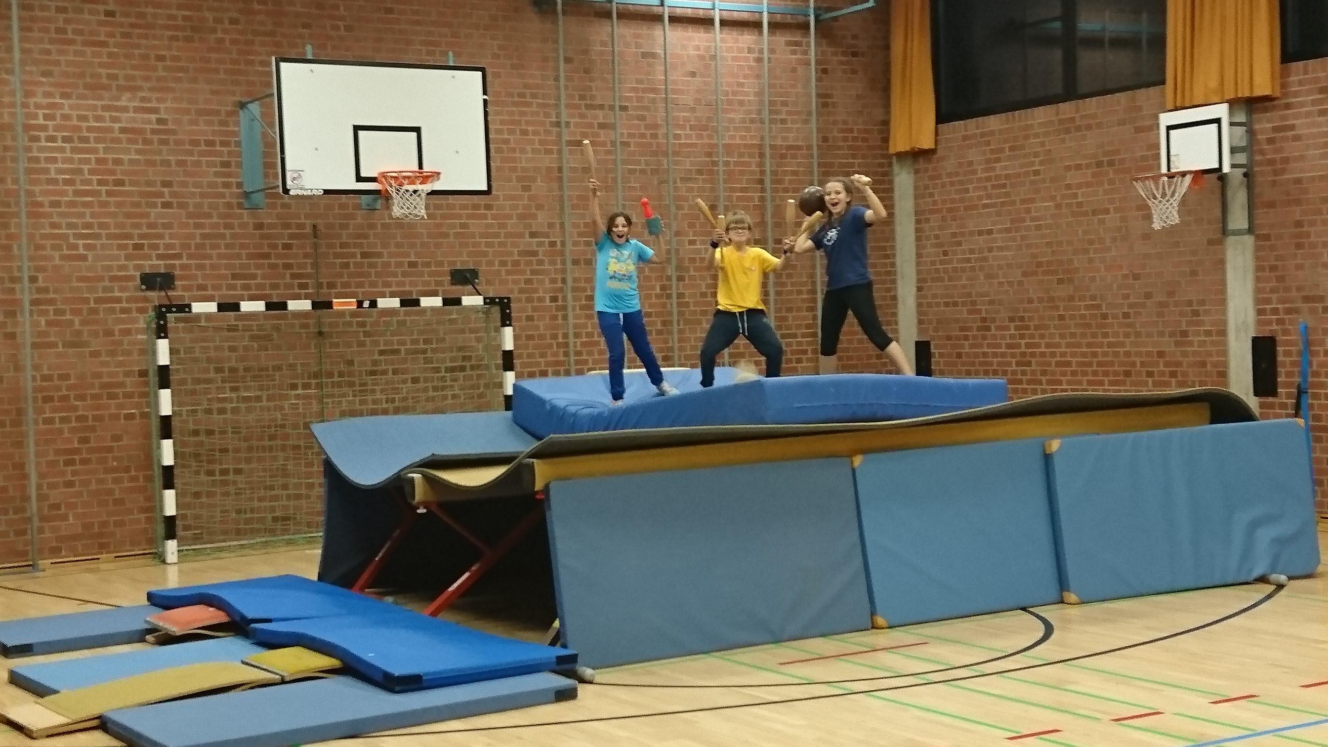 Kindersport Djk Sportbund Munchen E V