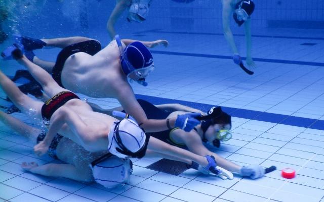 Unterwasserhockey
